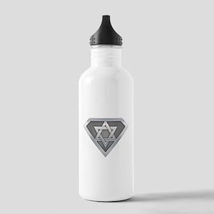 Super Israeli/Jew Stainless Water Bottle 1.0L