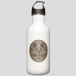 RN Caduceus Stainless Water Bottle 1.0L