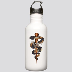 Veterinary Tech Stainless Water Bottle 1.0L
