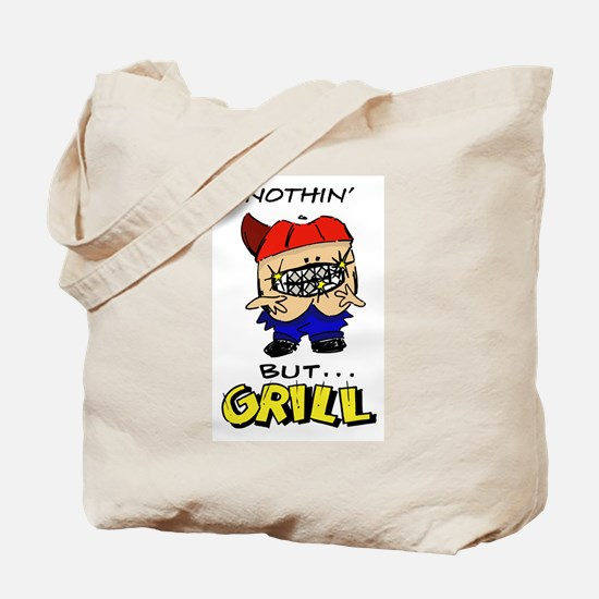 Nothin' But...Grill Tote Bag