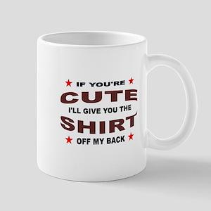 ARE YOU CUTE ? Mug