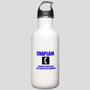 Chaplain Shirts Stainless Water Bottle 1.0L