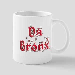 Da Bronx Christmas Mug