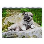 2020 Shiloh Puppy Wall Calendar