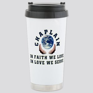 Chaplain Shirts 2 Stainless Steel Travel Mug