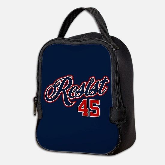Resist 45 Neoprene Lunch Bag