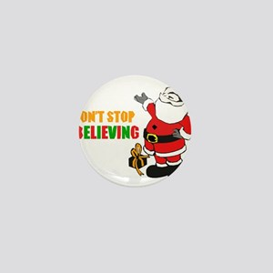 Don't Stop Believing Mini Button