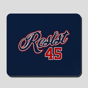 Resist 45 Mousepad