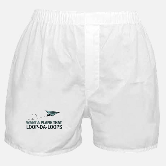 Loop-Da-Loops Boxer Shorts