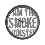 Smoke Monster Wall Clock