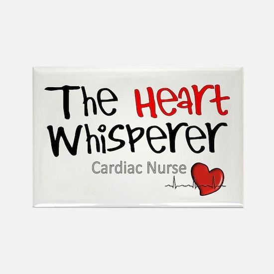 Cardiac Nurse Rectangle Magnet