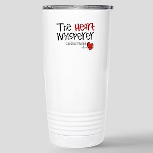 Cardiac Nurse Stainless Steel Travel Mug