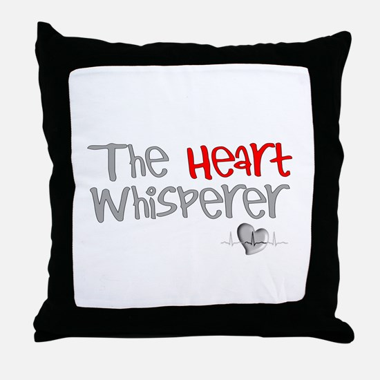 Physicians Throw Pillow