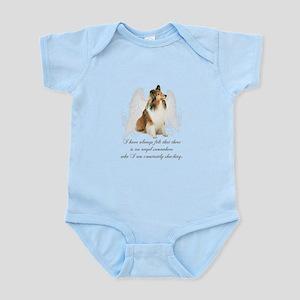 Sheltie Angel Infant Bodysuit
