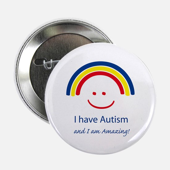 """I am Amazing! 2.25"""" Button (10 pack)"""