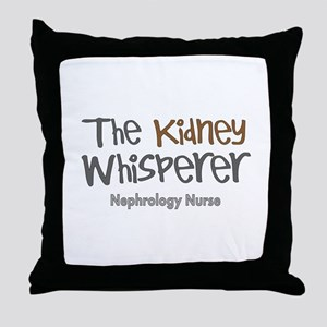 Cardiac Nurse Throw Pillow
