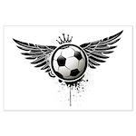 Soccer Large Poster