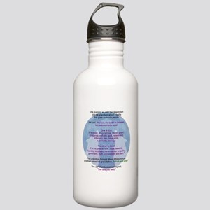 Wolf Wisdom Stainless Water Bottle 1.0L