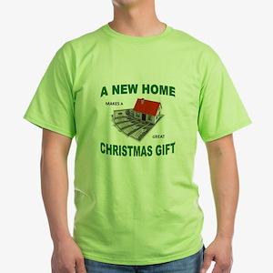 BUY ME ONE Green T-Shirt