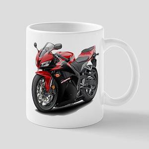CBR 600 Red-Black Bike Mug