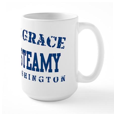 Team McSteamy - Seattle Grace Large Mug