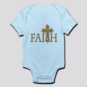 Man of Faith Infant Bodysuit
