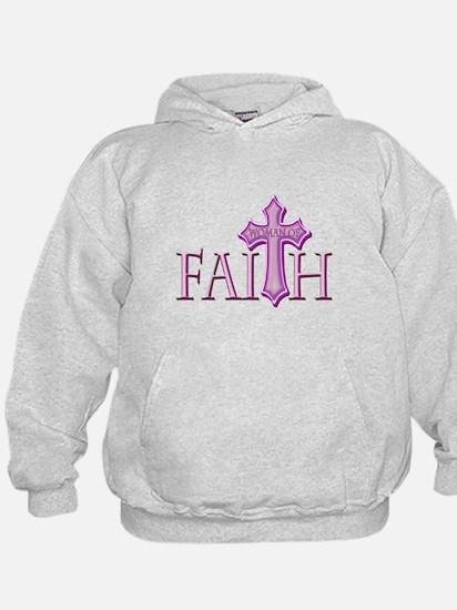 Woman of Faith Hoody