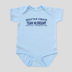 Team McDreamy - Seattle Grace Infant Bodysuit