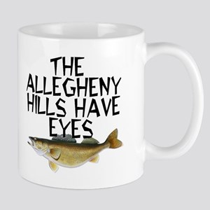 Hills Have Walleyes Mug