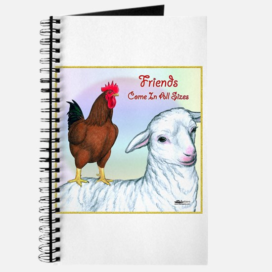 Friends of All Sizes Journal