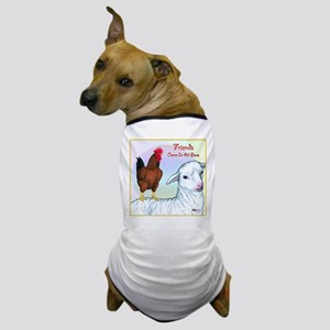 Friends of All Sizes Dog T-Shirt