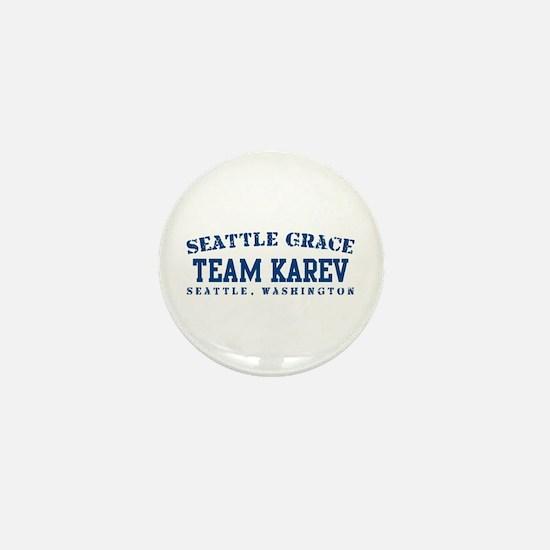 Team Karev - Seattle Grace Mini Button