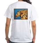 Tao of the Wind White T-Shirt