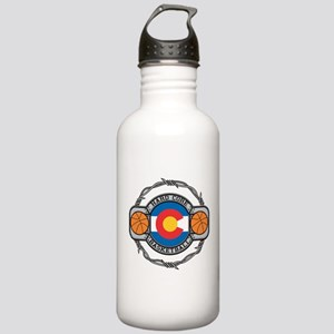 Colorado Basketball Stainless Water Bottle 1.0L