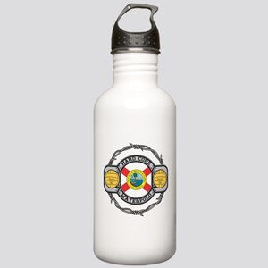 Florida Water Polo Stainless Water Bottle 1.0L