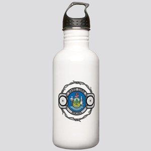 Maine Biking Stainless Water Bottle 1.0L