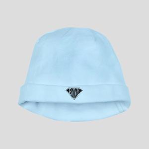 SuperBoy(Metal) baby hat
