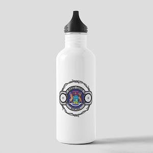 Michigan Biking Stainless Water Bottle 1.0L