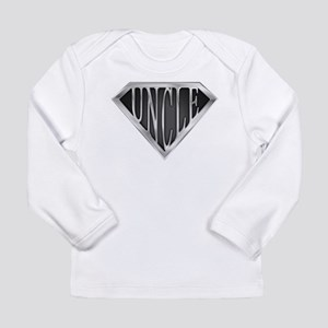 SuperUncle(metal) Long Sleeve Infant T-Shirt