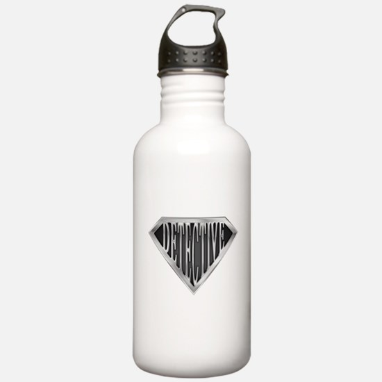 SuperDetective(metal) Water Bottle