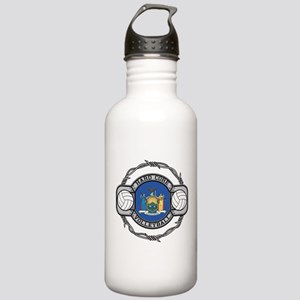 New York Volleyball Stainless Water Bottle 1.0L