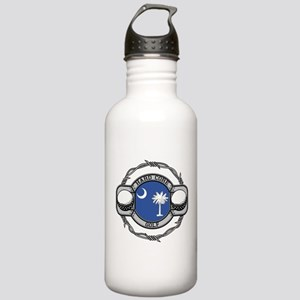 South Carolina Golf Stainless Water Bottle 1.0L