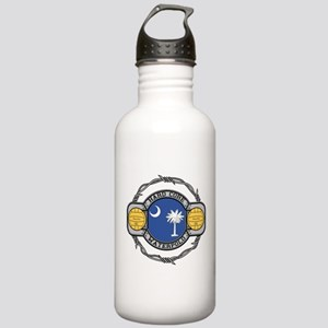 South Carolina Water Polo Stainless Water Bottle 1