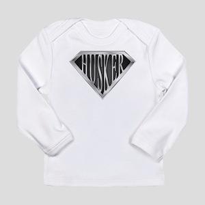 SuperHusker(metal) Long Sleeve Infant T-Shirt