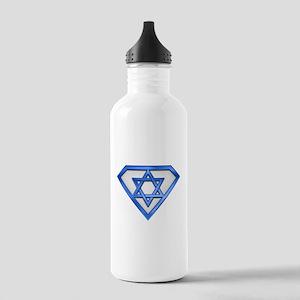 Super Jew/Israeli Stainless Water Bottle 1.0L