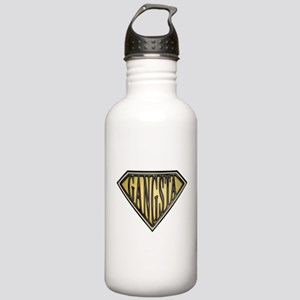 SuperGangsta(b/g) Stainless Water Bottle 1.0L