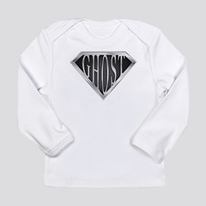 SuperGhost(metal) Long Sleeve Infant T-Shirt