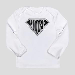 SuperMoose(metal) Long Sleeve Infant T-Shirt