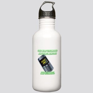 Anytime Minutes Stainless Water Bottle 1.0L