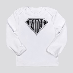 SuperWitch(metal) Long Sleeve Infant T-Shirt